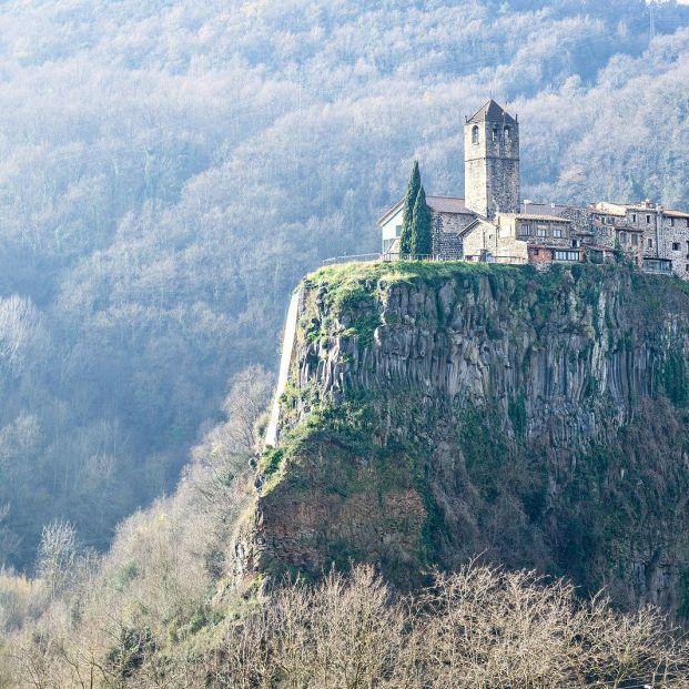 Si tienes vértigo, no visites estos pueblos de España. Foto: bigstock
