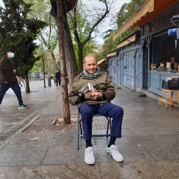 """Juan Muñoz Martín: """"No se entiende a los que piensan que los mayores somos una cosa desfasada"""""""
