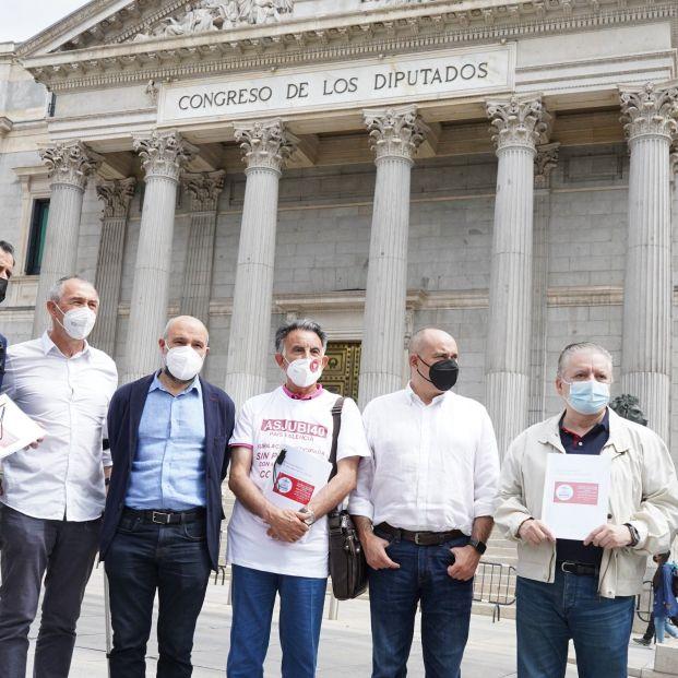 Jubilados anticipados penalizados piden al Gobierno una solución urgente ante el Congreso