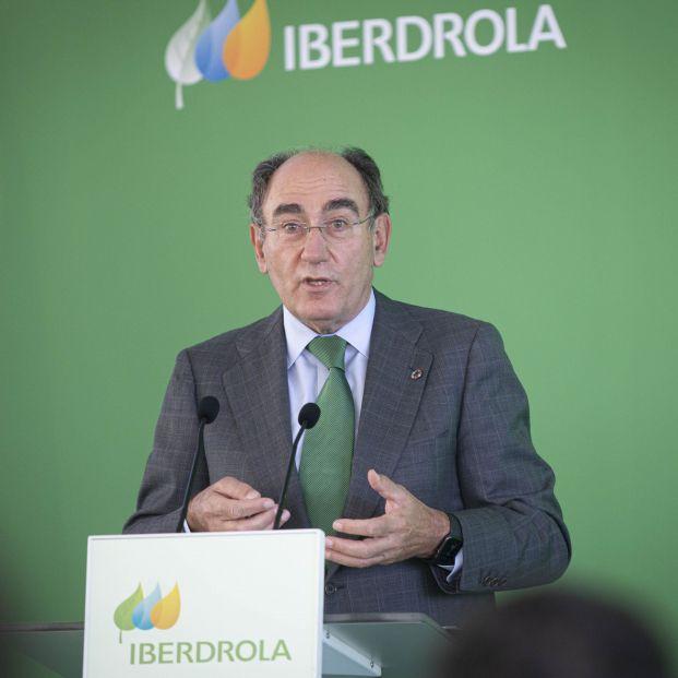 EuropaPress 3349091 presidente iberdrola ignacio sanchez galan intervencion inauguracion planta
