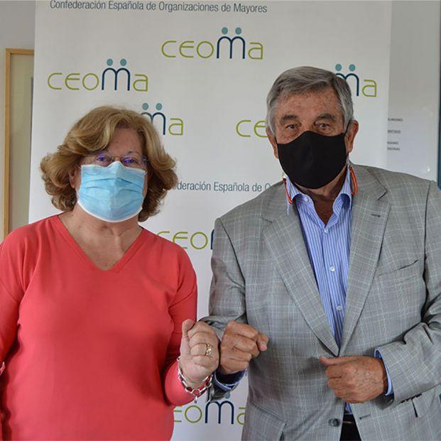 CEOMA y UNAE firman un convenio para la defensa de los derechos de los consumidores vulnerables