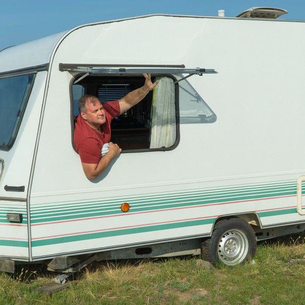 Rutas en caravana por el norte de España foto: bigstock