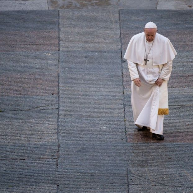 """El Papa Francisco manda un mensaje a los mayores: """"Eres necesario para construir el mundo de mañana"""""""