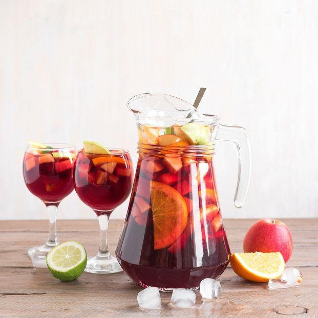Prepara tus propias bebidas refrescantes para este verano. Foto: bigstock
