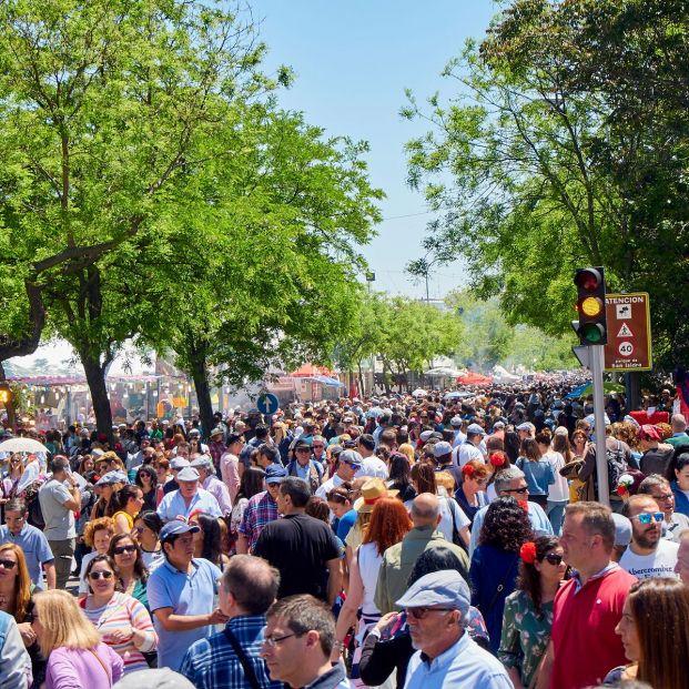 Festejos en Madrid (BigStock)