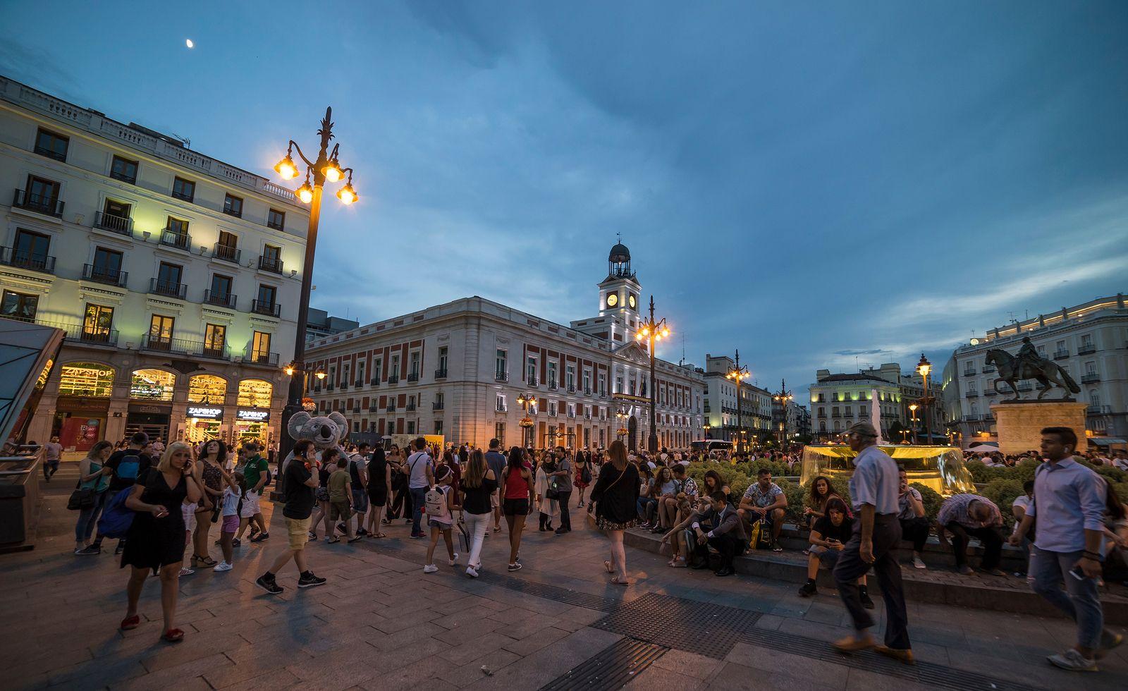Los grandes musicales de Madrid, gratuitos en la Puerta del Sol