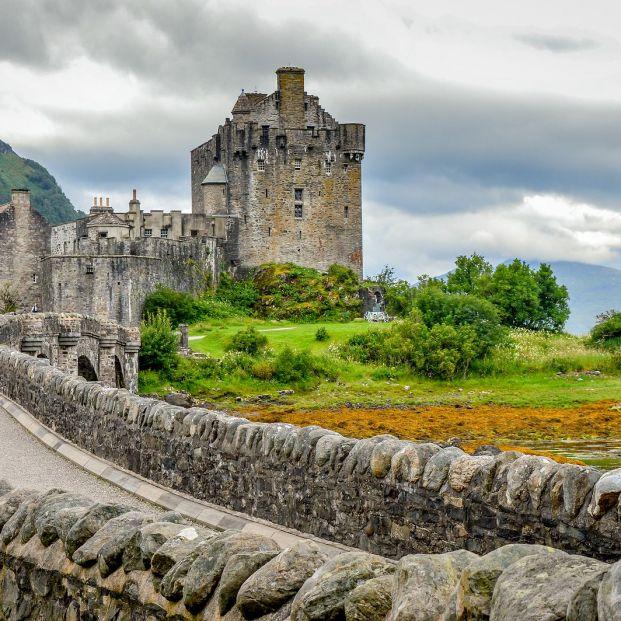 Los castillos más espectaculares de Escocia. Eilean Donan. Foto: bigstock