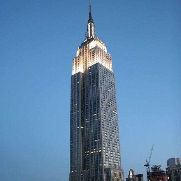 Empire State Building, Nueva York. Uno de los rascacielos más famosos de la historia (BigStock)