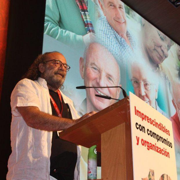 """Vicente Llamazares: """"Todo es mejorable, pero el acuerdo sobre la reforma de las pensiones es bueno"""". Foto: Twitter"""
