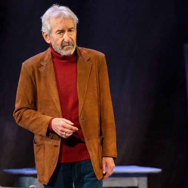 José Sacristán en Señora de rojo sobre fondo gris, que llegará al Teatro Romea de Barcelona (Teatre Romea)