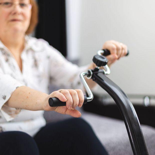Las 5 mejores mini bicicletas estáticas para utilizar desde el sofá Foto: bigstock