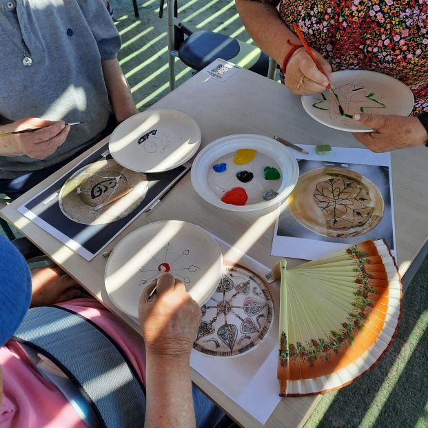 La cultura andalusí entra en las residencias de mayores gracias al Museo de Almería