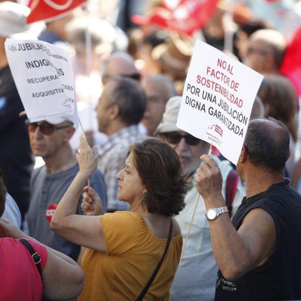 UDP denuncia que no se ha escuchado la voz de mayores en la reforma de las pensiones