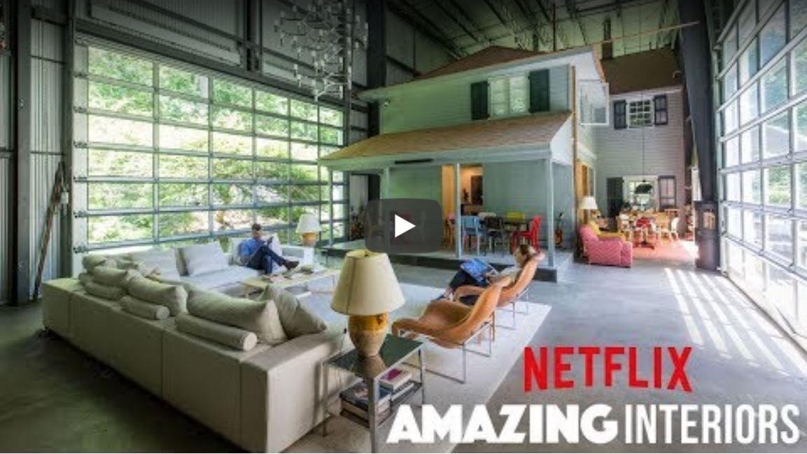Amazing Netflix Homes