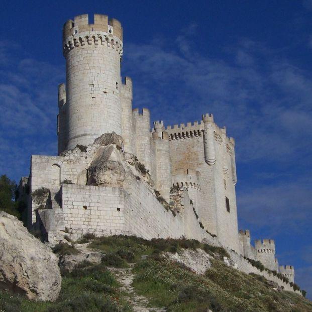 Castillo de Peñafiel (Wikipedia)