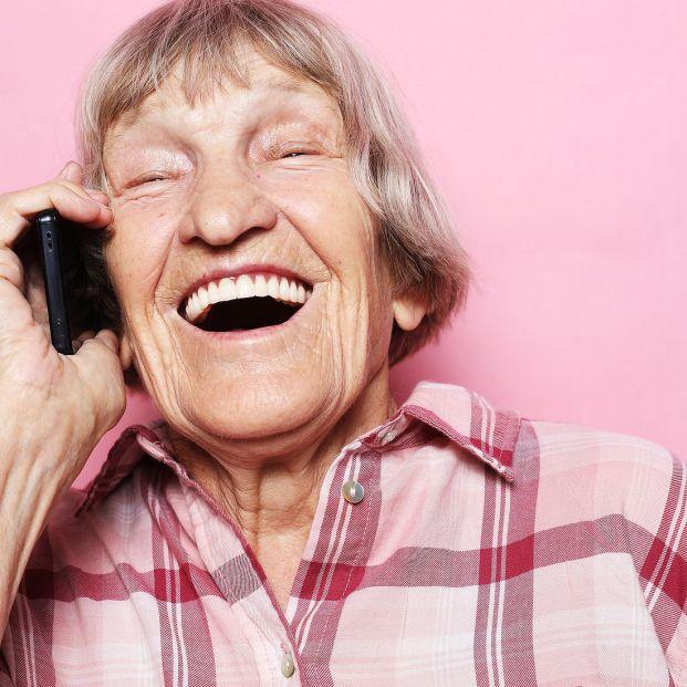 Móviles adaptados para personas mayores a buen precio