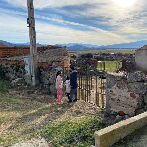 Unas 700 familias en situación de pobreza en espera para iniciar una nueva vida en la España vaciada. Foto: Europa Press