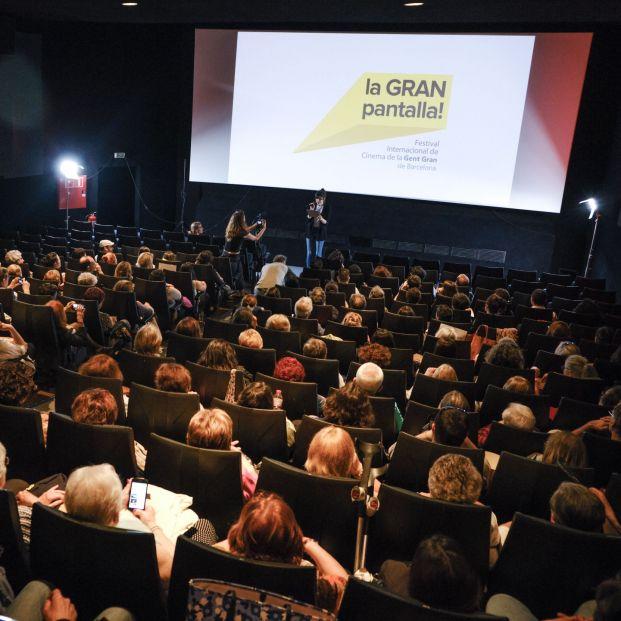 GRAN pantalla, el festival de cine que da voz a las personas mayores de Barcelona