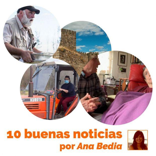 Las 10 buenas noticias de hoy 1 de julio:  Retiran la acusación contra Ángel Hernández