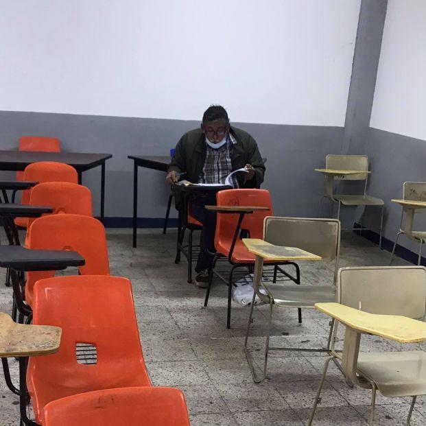 El ejemplo de Don Fernando para cumplir su sueño de ser abogado