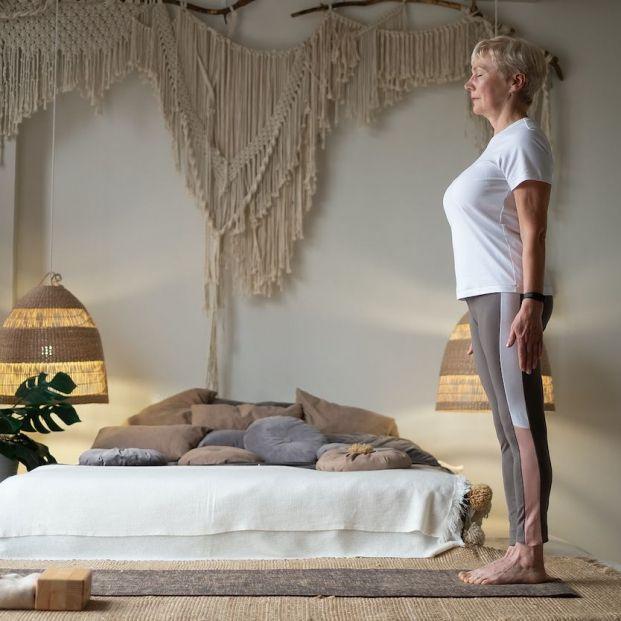 Practica la postura cero durante 5 minutos al día y te pondrás en forma