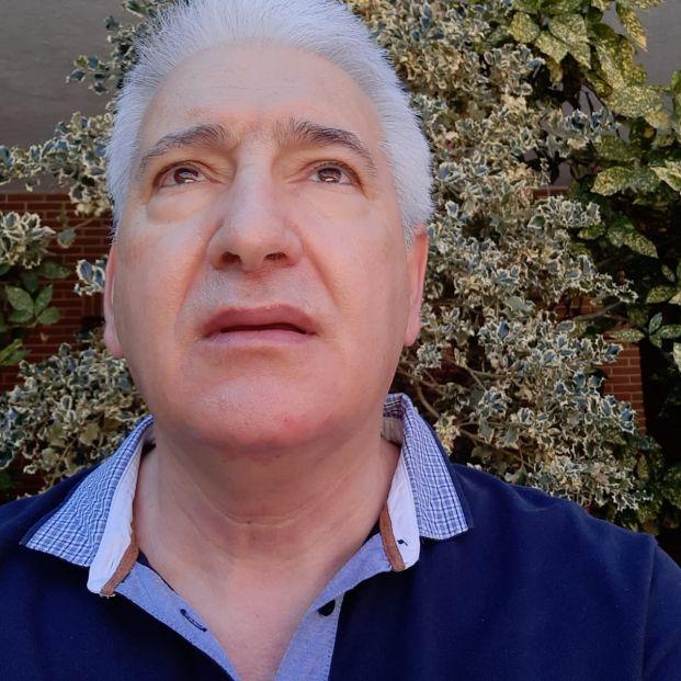 Vicente Ignacio Ruiz: autónomo, enfermo de COVID, 45 años cotizados y pensión recortada de por vida (Foto: