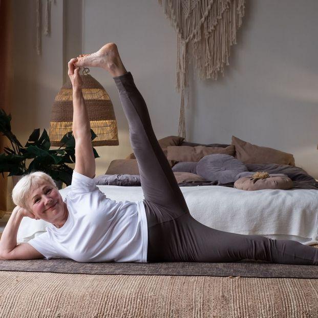 ¿Piernas cansadas en verano? Toma nota de estos ejercicios para fortalecerlas Foto: bigstock