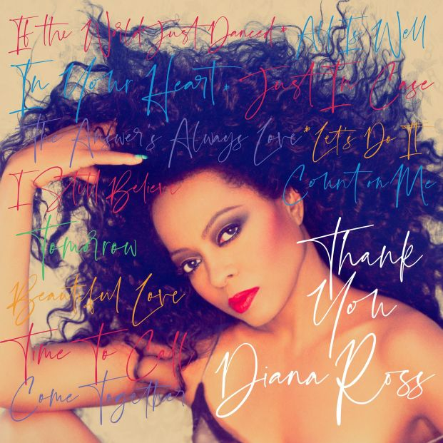 Regresa Diana Ross con su primer disco de estudio en dos décadas