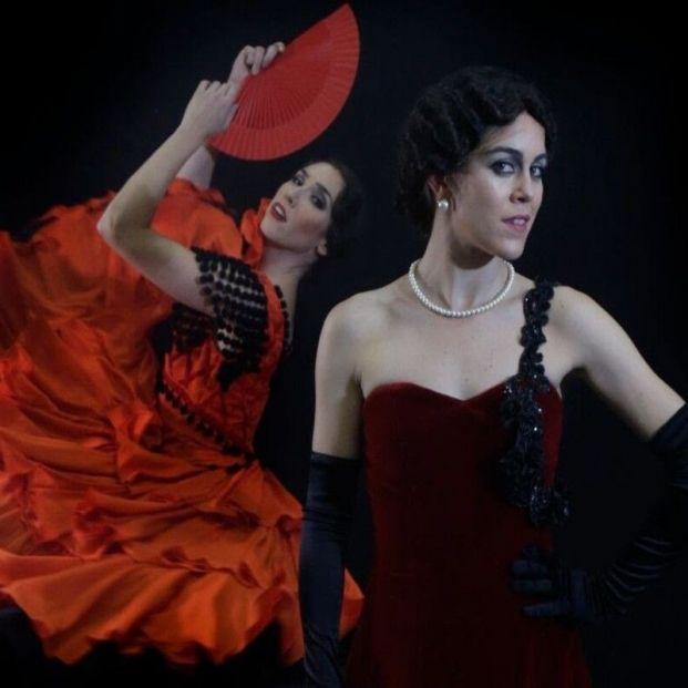 El Ballet Nacional de España estrena 'La Bella Otero', una de las bailarinas más influyentes del XIX. Foto: Europa Press