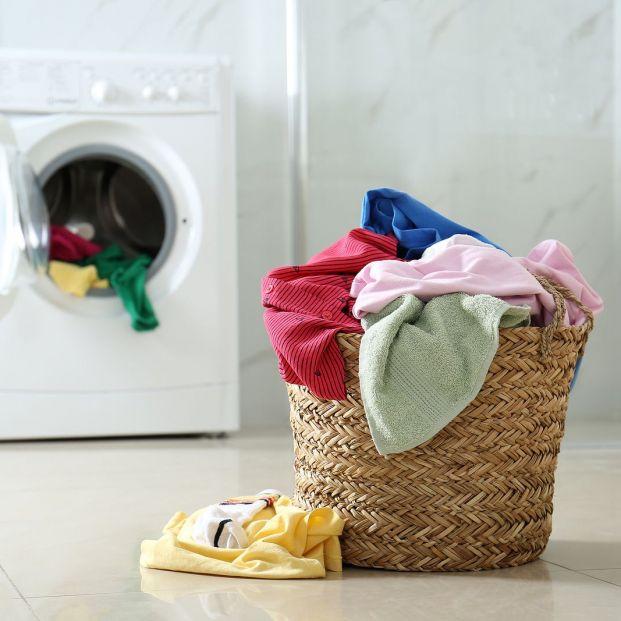 Cómo limpiar de moho las gomas de la puerta de la lavadora Foto: bigstock