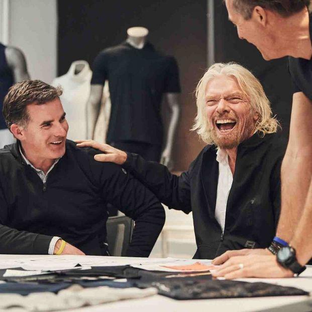 Richard Branson, el multimillonario de 70 años, planea su primer viaje espacial. Foto: Europa Press