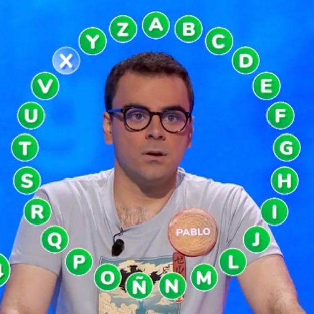 ¿Eres capaz de resolver el rosco de Pablo Díaz en 'Pasapalabra'? Las 25 preguntas y sus respuestas