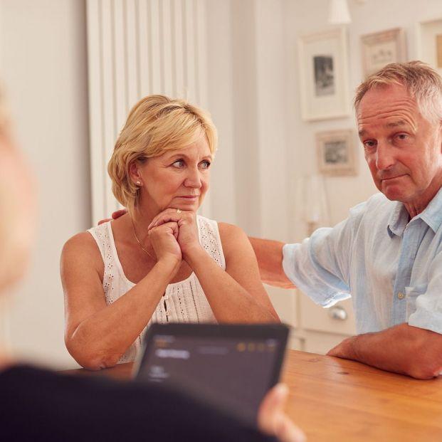 Seguros que puede obligarte el banco a contratar para conceder la hipoteca (Foto Bigstock)