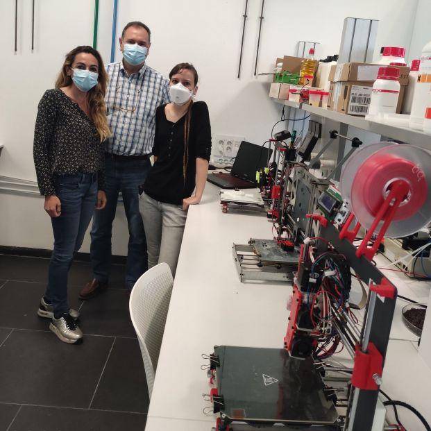 Desarrollan una impresora 3D que produce alimentos para pacientes con dificultades para comer. Foto: Europa Press