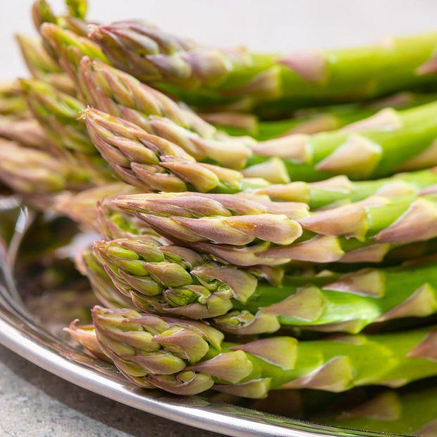 Una receta para cocinar espárragos… en el BOE belga. Foto: bigstock