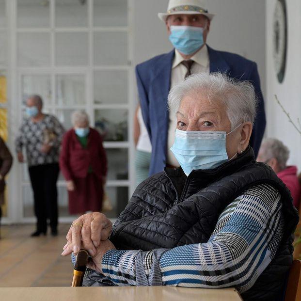 """""""Durante la pandemia el trato a los mayores en residencias ha sido inhumano por la improvisación"""" (M. Dylan / Europa Press))"""
