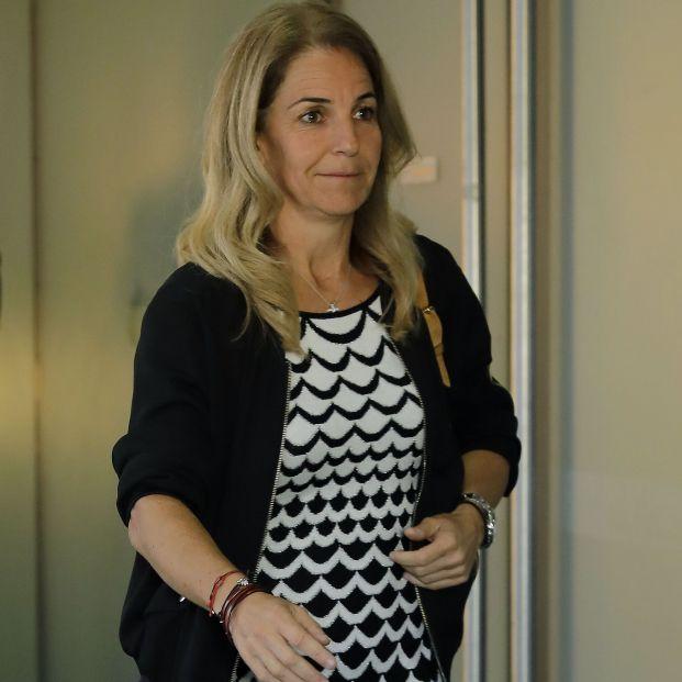Piden cuatro años de cárcel para Arantxa Sánchez Vicario por alzamiento de bienes