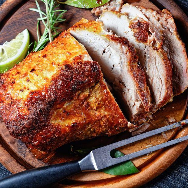 Te contamos cómo preparar jamón glaseado al horno. Foto: bigstock