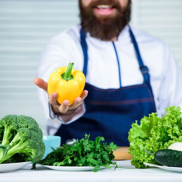 Restaurantes Healthy (Bigstock)