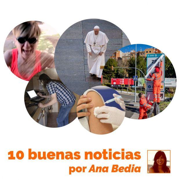 Las 10 buenas noticias de hoy 8 de julio: Buenas previsiones para España