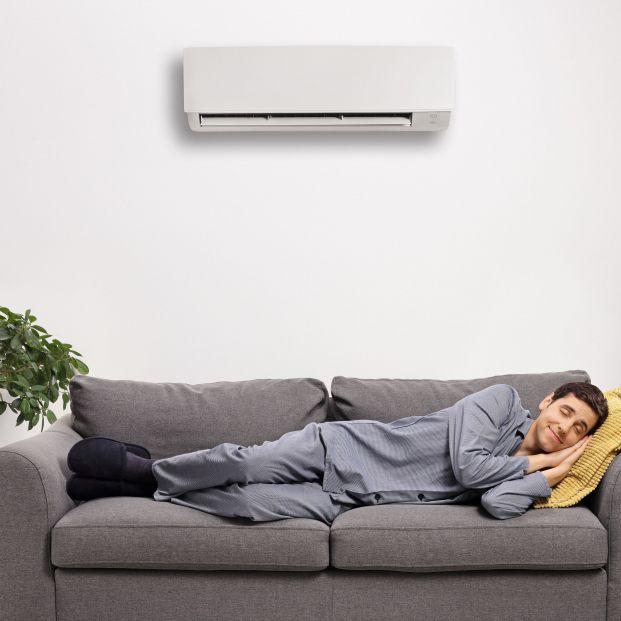 Atento: estos son los riesgos de dormir con el aire acondicionado puesto (bigstock)
