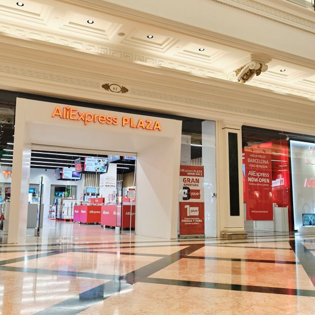 Tienda aliexpress plaza centro comercial gran via lhospitalet llobregat