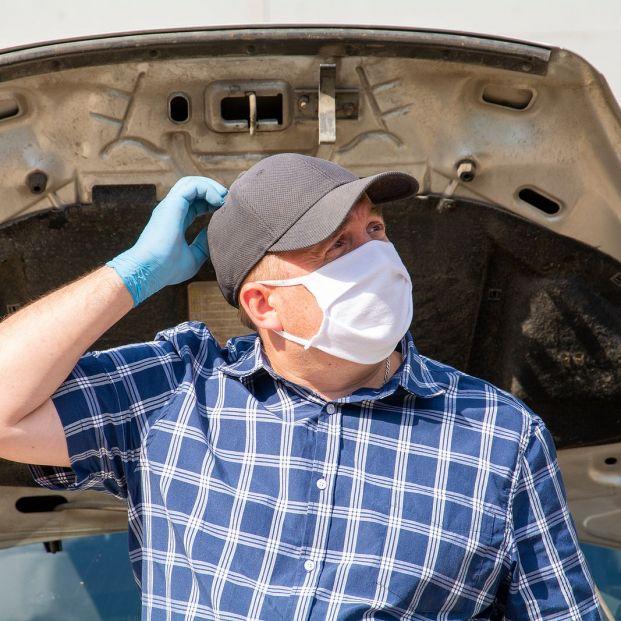 Así afectará el calor del verano a los neumáticos, aceite, líquidos y climatización de tu coche (Foto Bigstock) 2