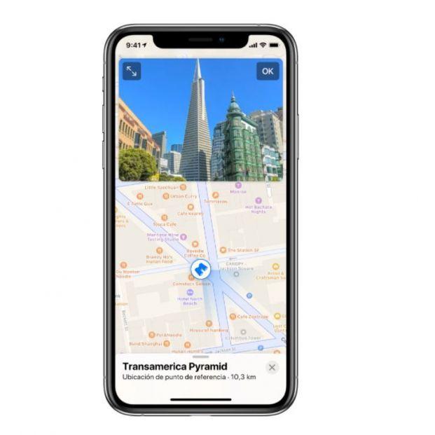 Look Around: lo último de Apple Maps para ver las calles con imágenes reales Foto: Apple