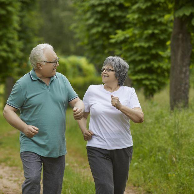 Realizar 30 minutos de ejercicio reduce el riesgo de muerte Foto: bigstock