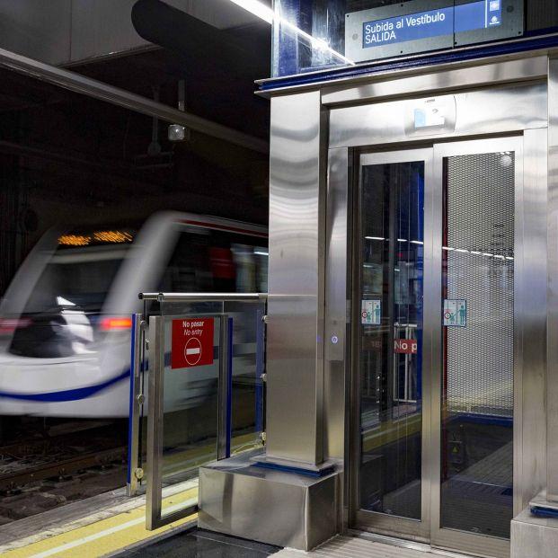 Metro de Madrid instalará 103 nuevos ascensores en estas 28 estaciones