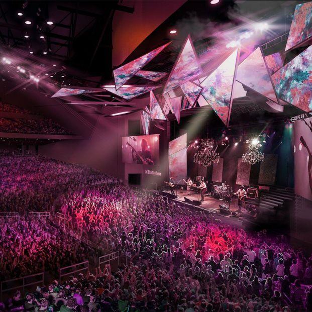 Descubre YouTube Theater, el teatro que el gigante del vídeo abrirá este verano
