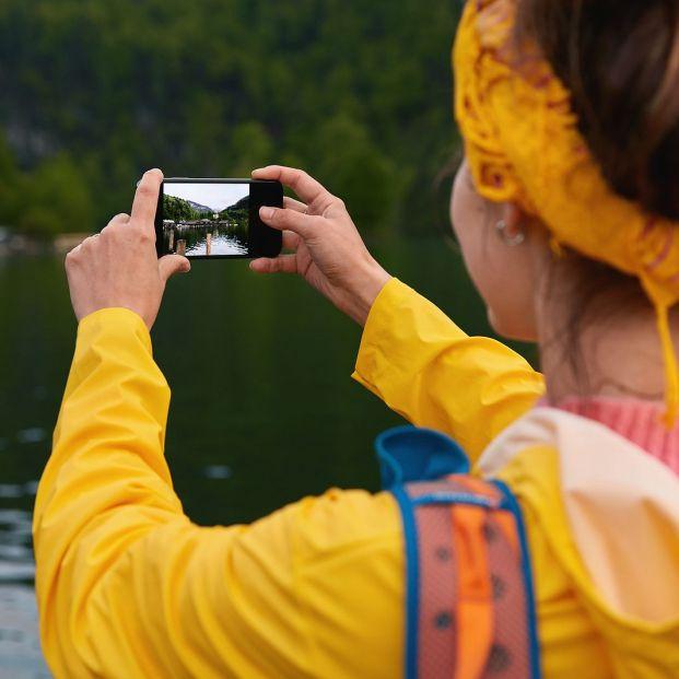 Envía fotos y vídeos con máxima calidad por WhatsApp Foto: bigstock