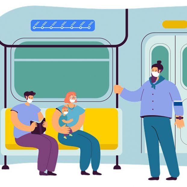 'Elige tu destino': fomentando la lectura a través de un plano literario del Metro de Madrid