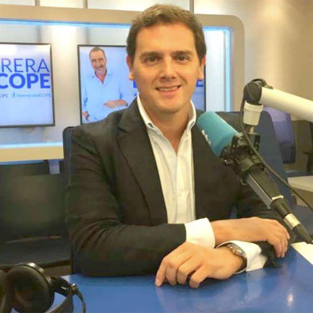 Albert Rivera responde en el programa de Herrera a las declaraciones de García-Escudero en 65Ymás